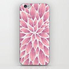 Petal Burst #10 iPhone & iPod Skin