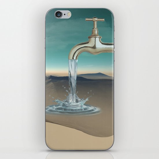 filling the void iPhone & iPod Skin