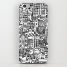 New York View 3 iPhone & iPod Skin