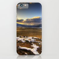 iPhone & iPod Case featuring Winter Sun by Dragos Dumitrascu