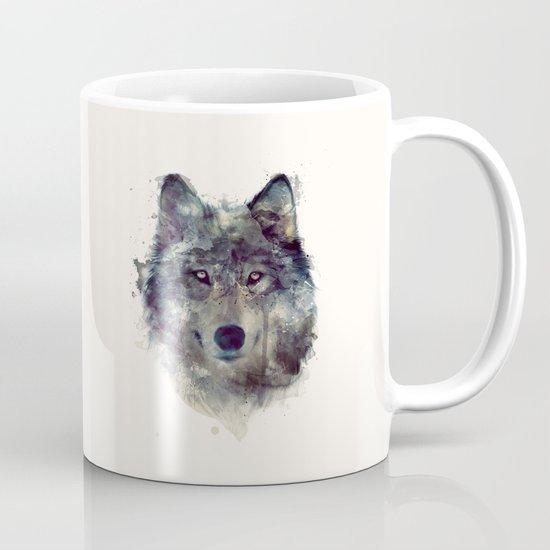 Wolf // Persevere  Mug