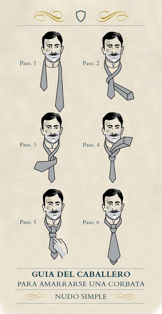 tie a tie Canvas Print