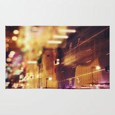 Blurred Lights Rug