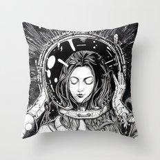 AURORA 1 Throw Pillow