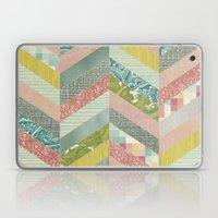 Chevron Pattern Laptop & iPad Skin