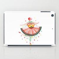 Acrobat Gum iPad Case