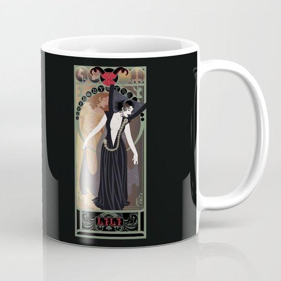 Dark Lili Nouveau - Legend Mug