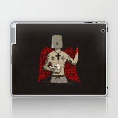 ANALOG zine wings Laptop & iPad Skin