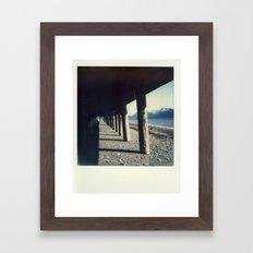 Homer, AK - Polaroid Framed Art Print