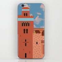 Moroccan Arch iPhone & iPod Skin