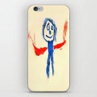 Shayla iPhone & iPod Skin