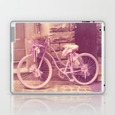 lavender love Laptop & iPad Skin