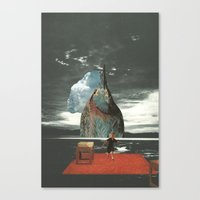 Great Birds No. 2 Canvas Print