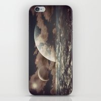 Planets Of Hope iPhone & iPod Skin
