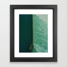 Junction Framed Art Print