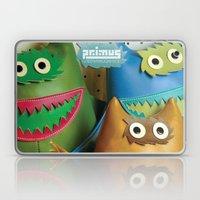 Alt. Album Cover: Green … Laptop & iPad Skin