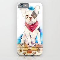 iPhone & iPod Case featuring Bulldog by Camis Gray