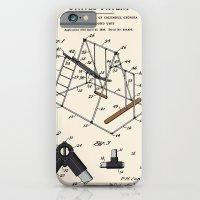Playground Patent iPhone 6 Slim Case
