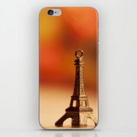 Paris Paris iPhone & iPod Skin