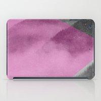 NEON NATURE   Pink iPad Case
