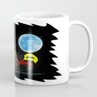 Watching the Moon Mug