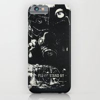 iPhone & iPod Case featuring World on fire by  Maʁϟ