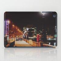 Night Stroll, London.  iPad Case
