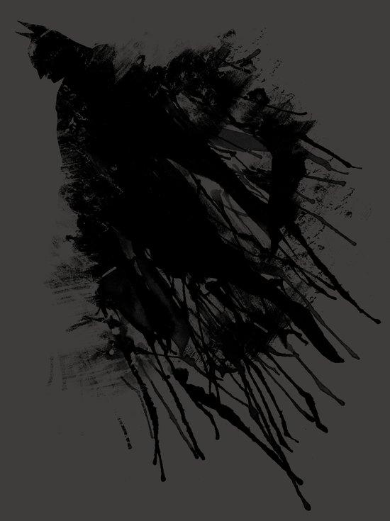 Nightly Blur Art Print