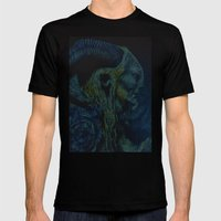 Pan's Labyrinth Mens Fitted Tee Black SMALL