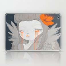 Hawaiian Raven Laptop & iPad Skin