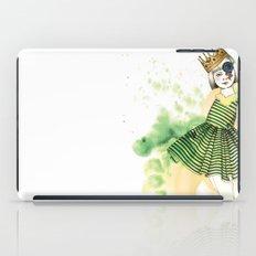 Little Queen iPad Case
