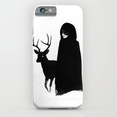 Absentia in white iPhone 6 Slim Case