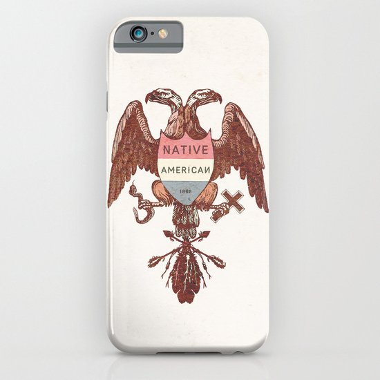 Native American  iPhone & iPod Case