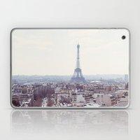 La Tour Eiffel Laptop & iPad Skin