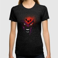 The Strategist Womens Fitted Tee Tri-Black SMALL