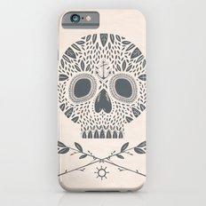 LEAF SKULL iPhone 6 Slim Case
