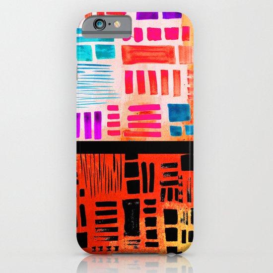 Sense VI iPhone & iPod Case