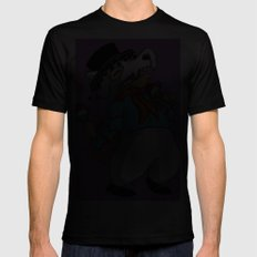 Pokemon: Cubone Pete Black SMALL Mens Fitted Tee