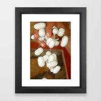 Mullberry Silkworm Cocoo… Framed Art Print