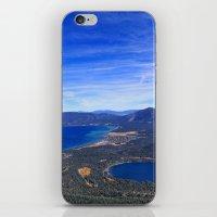 South Lake Tahoe iPhone & iPod Skin