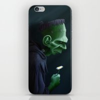 Frankenstein Remembers iPhone & iPod Skin