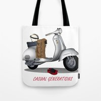 CASUAL GENERATION Tote Bag