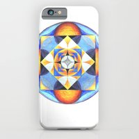 iPhone & iPod Case featuring Solar Kaleidoscope (ANALOG zine) by johngerGEOs