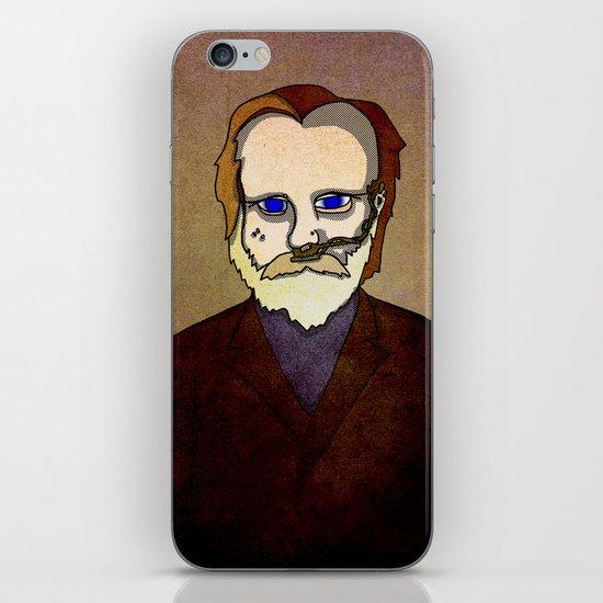 Prophets of Fiction - Frank Herbert /Dune iPhone & iPod Skin
