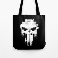 Space Punisher Tote Bag