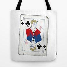 I Am Jack Tote Bag