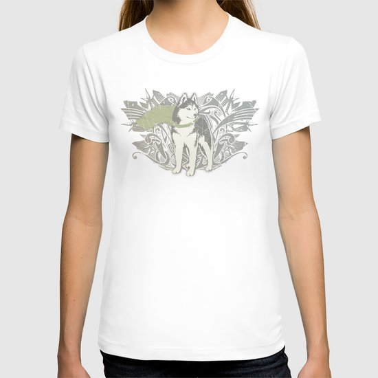 Fearless Creature: Eski T-shirt