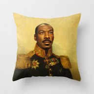 Eddie Murphy - Replacefa… Throw Pillow