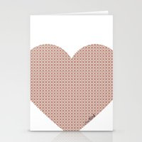 I Love You This Much... … Stationery Cards