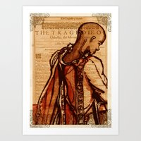 Othello - Shakespeare Fo… Art Print
